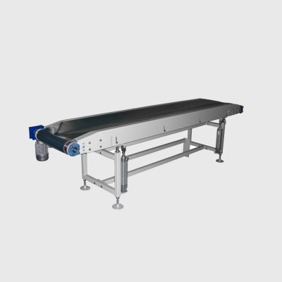 MOTORIZED CHANNEL TROUGH CONVEYOR