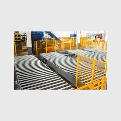MOTORIZED ROLLERS CONVEYORS