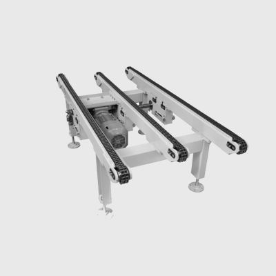 MOTORIZED CHAINS CONVEYOR