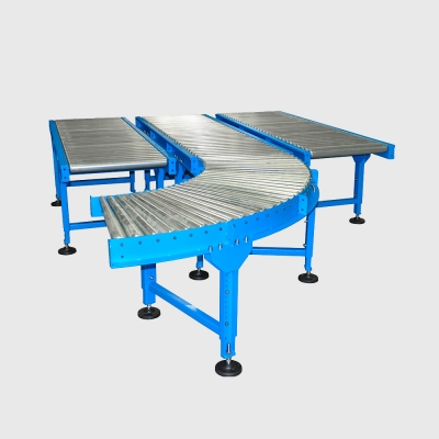 IDLE ROLLERS CONVEYOR